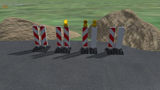 gcW Straßenobjekte LOTUS
